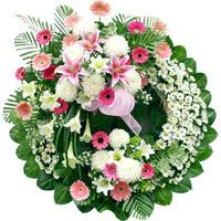 son yolculuk  tabut üstü model   Aksaray uluslararası çiçek gönderme