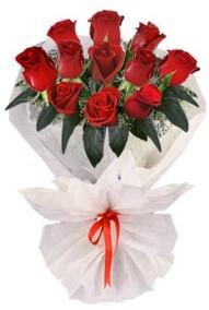 11 adet gül buketi  Aksaray internetten çiçek siparişi  kirmizi gül