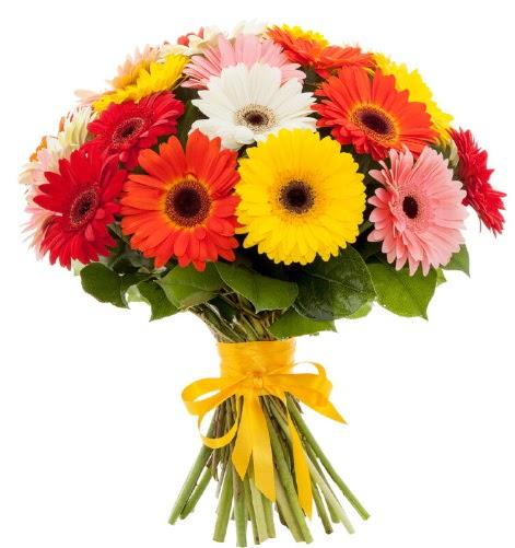 Gerbera demeti buketi  Aksaray çiçek satışı