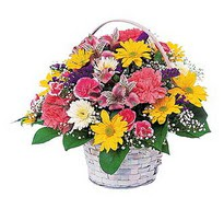 Aksaray çiçek , çiçekçi , çiçekçilik  mevsim çiçekleri sepeti özel