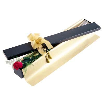 Aksaray uluslararası çiçek gönderme  tek kutu gül özel kutu