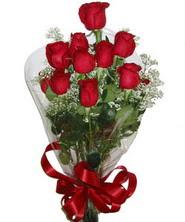 9 adet kaliteli kirmizi gül   Aksaray online çiçekçi , çiçek siparişi