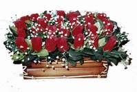 yapay gül çiçek sepeti   Aksaray çiçek siparişi vermek
