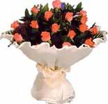 11 adet gonca gül buket   Aksaray çiçek gönderme sitemiz güvenlidir