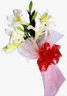 Aksaray çiçek , çiçekçi , çiçekçilik  ince vazoda gerbera ve ayi