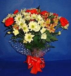 Aksaray hediye çiçek yolla  kir çiçekleri buketi mevsim demeti halinde