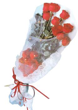 11 adet kirmizi güller buket tanzimi   Aksaray çiçek siparişi sitesi