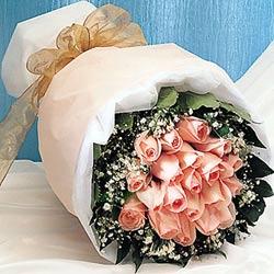 12 adet sonya gül buketi anneler günü için olabilir   Aksaray İnternetten çiçek siparişi