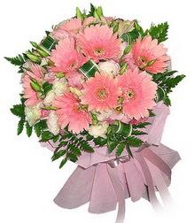 Aksaray cicekciler , cicek siparisi  Karisik mevsim çiçeklerinden demet