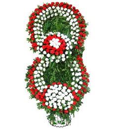 Görsel Cenaze çiçek , cenaze çiçek , çelengi  Aksaray uluslararası çiçek gönderme