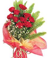 11 adet kaliteli görsel kirmizi gül  Aksaray çiçek satışı