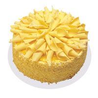 Muzlu pasta 4 ile 6 kisilik yas pasta  Aksaray çiçekçi telefonları