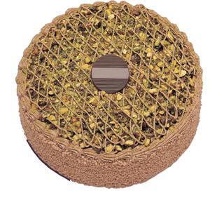 Krokanli 4 ile 6 kisilik yas pasta leziz  Aksaray çiçek gönderme