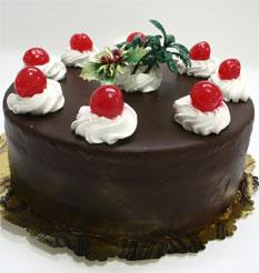 4 ile 6 kisilik yas pasta çikolatali taze pastaci  Aksaray anneler günü çiçek yolla