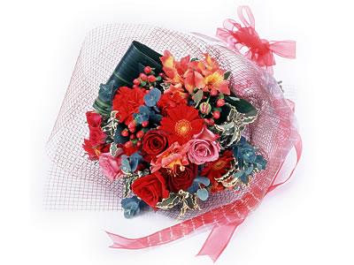 Karisik buket çiçek modeli sevilenlere  Aksaray uluslararası çiçek gönderme