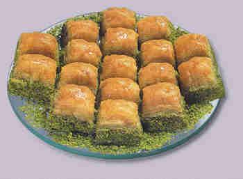 pasta tatli satisi essiz lezzette 1 kilo fistikli baklava  Aksaray internetten çiçek siparişi