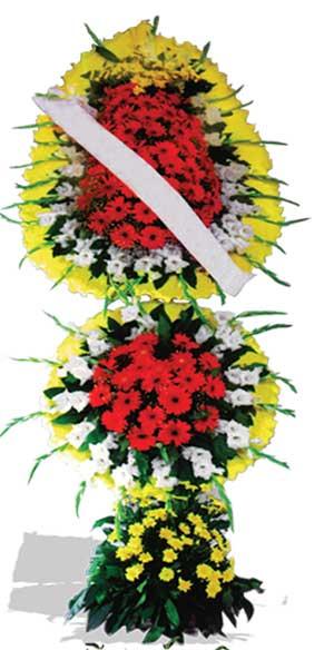 Dügün nikah açilis çiçekleri sepet modeli  Aksaray çiçek yolla