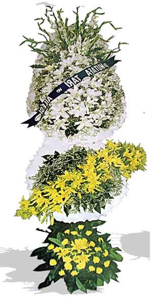 Dügün nikah açilis çiçekleri sepet modeli  Aksaray çiçek , çiçekçi , çiçekçilik
