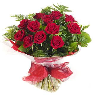 Ucuz Çiçek siparisi 11 kirmizi gül buketi  Aksaray çiçek online çiçek siparişi