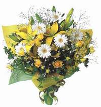 Aksaray ucuz çiçek gönder  Lilyum ve mevsim çiçekleri