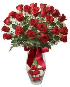 17 adet essiz kalitede kirmizi gül  Aksaray çiçek mağazası , çiçekçi adresleri