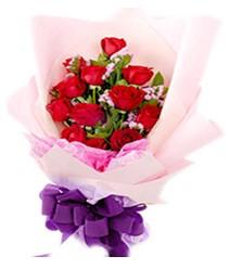 7 gülden kirmizi gül buketi sevenler alsin  Aksaray çiçek gönderme sitemiz güvenlidir