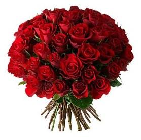 Aksaray çiçek , çiçekçi , çiçekçilik  33 adet kırmızı gül buketi