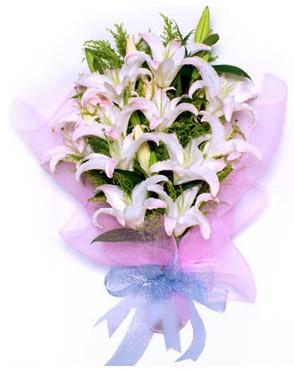 5 dal kazablankadan muhteşem buket  Aksaray hediye çiçek yolla
