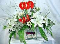 Aksaray çiçek mağazası , çiçekçi adresleri  Anthurim Kazablanka  gül