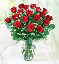 Aksaray internetten çiçek satışı  9 adet mika yada vazoda kirmizi güller