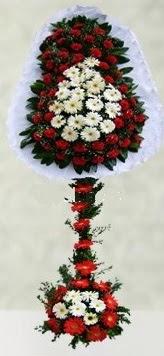 Aksaray internetten çiçek satışı  çift katlı düğün açılış çiçeği