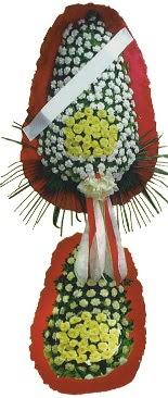 Çift katlı düğün açılış çiçeği  Aksaray çiçek servisi , çiçekçi adresleri