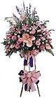 Aksaray güvenli kaliteli hızlı çiçek   Ferforje Pembe kazablanka