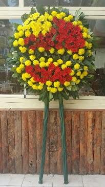 Cenaze çelengi çiçek modeli  Aksaray çiçek mağazası , çiçekçi adresleri