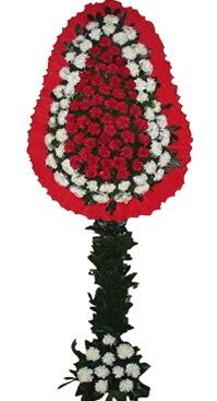 Çift katlı düğün nikah açılış çiçek modeli  Aksaray çiçekçi mağazası