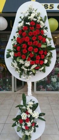 2 katlı nikah çiçeği düğün çiçeği  Aksaray çiçek gönderme