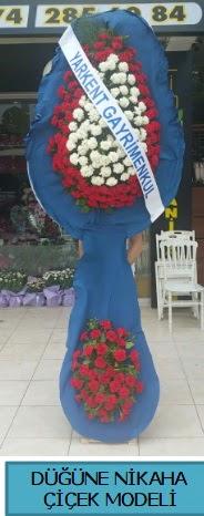 Düğüne nikaha çiçek modeli  Aksaray çiçek satışı