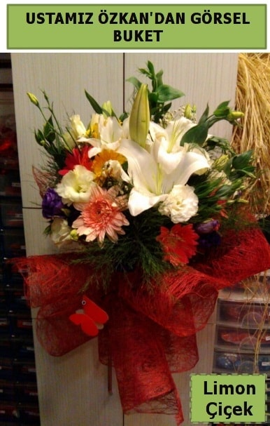 Karışık görsel mevsim çiçeği  Aksaray ucuz çiçek gönder