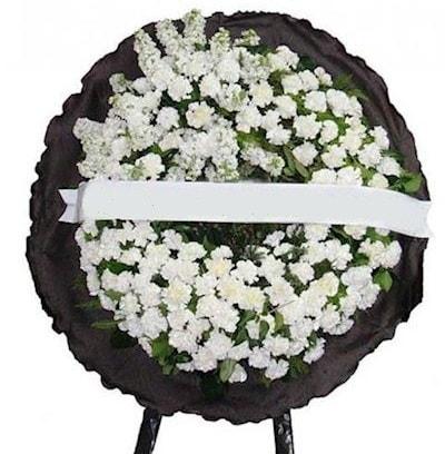 Cenaze çelengi çiçeği modelleri  Aksaray internetten çiçek satışı