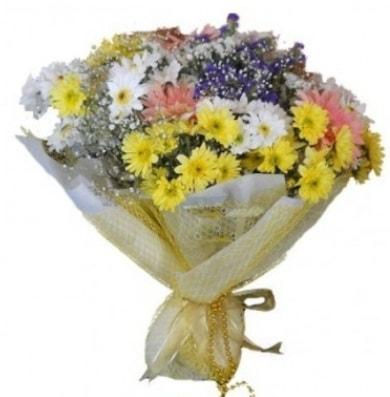 Karışık mevsim çiçeği  Aksaray çiçek satışı