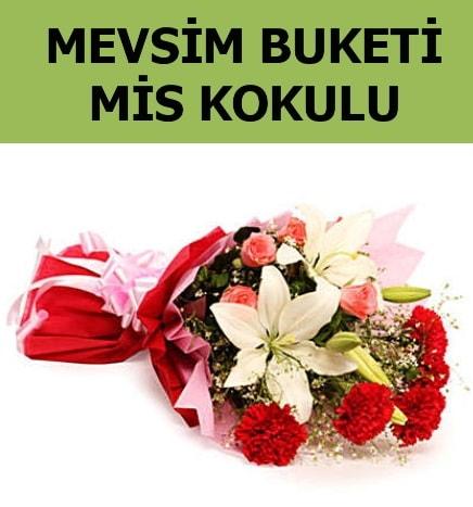 Karışık mevsim buketi mis kokulu bahar  Aksaray ucuz çiçek gönder