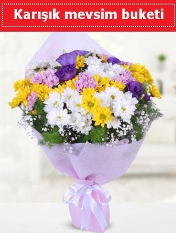 Karışık Kır Çiçeği Buketi  Aksaray güvenli kaliteli hızlı çiçek