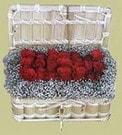 Aksaray cicekciler , cicek siparisi  Sandikta 11 adet güller - sevdiklerinize en ideal seçim